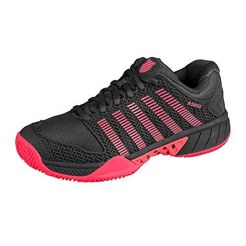 5 Hypercourt pink K Performance m De 5 Tennis 000070590 magnet Chaussures swiss Noir magnet Femme Exp pink Hb E61xqa6U