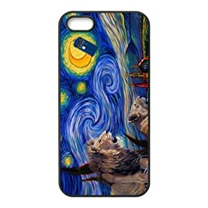 Mystic Zone Van Gogh Custom Lion King Case for iphone 5,5S