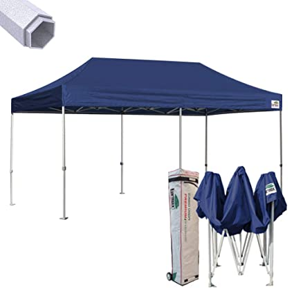 Amazon.com : Eurmax New 10x20 Ft Premium Ez Pop up Instant Canopy ...