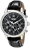Image of I By Invicta Men's 90242-001 Stainless Steel Watch with Black Band