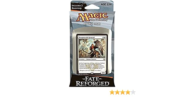 Magic The Gathering Fate Reforged Unflinching Assault Intro Deck Wizards of the Coast SG/_B00RZUN6KO/_US