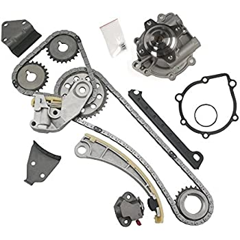 amazon com timing chain water pump kit for 1996 2003 suzuki rh amazon com Suzuki Esteem 1.8 Engine Suzuki J-20 Engine