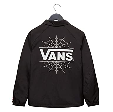 a9e99a3f56 Image Unavailable. Image not available for. Color  Vans Kids X Marvel Torrey  Jacket Spiderman ...