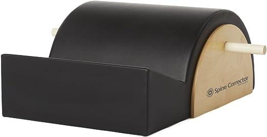 Sissel Pilates Arc Black Spine Corrector Step Beintrainer R/ücken Core Training