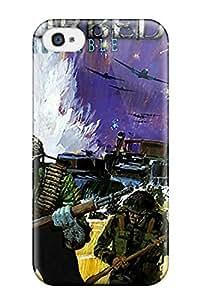 New Arrival TWZtOmS851EGeYQ Premium Iphone 4/4s Case(soldier Music)