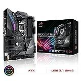 ASUS ROG STRIX Z370-F GAMING LGA1151 DDR4 DP HDMI DVI M.2 Z370 ATX Motherboard with Gigabit LAN and USB 3.1 for 8th Generation Intel Core Processors