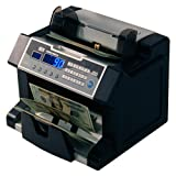 Royal Sovereign Digital Cash Counter, 300 Bill Cap, 9-51/64 x 9-45/64 x 10-19/32 Inches (RBC-3100)