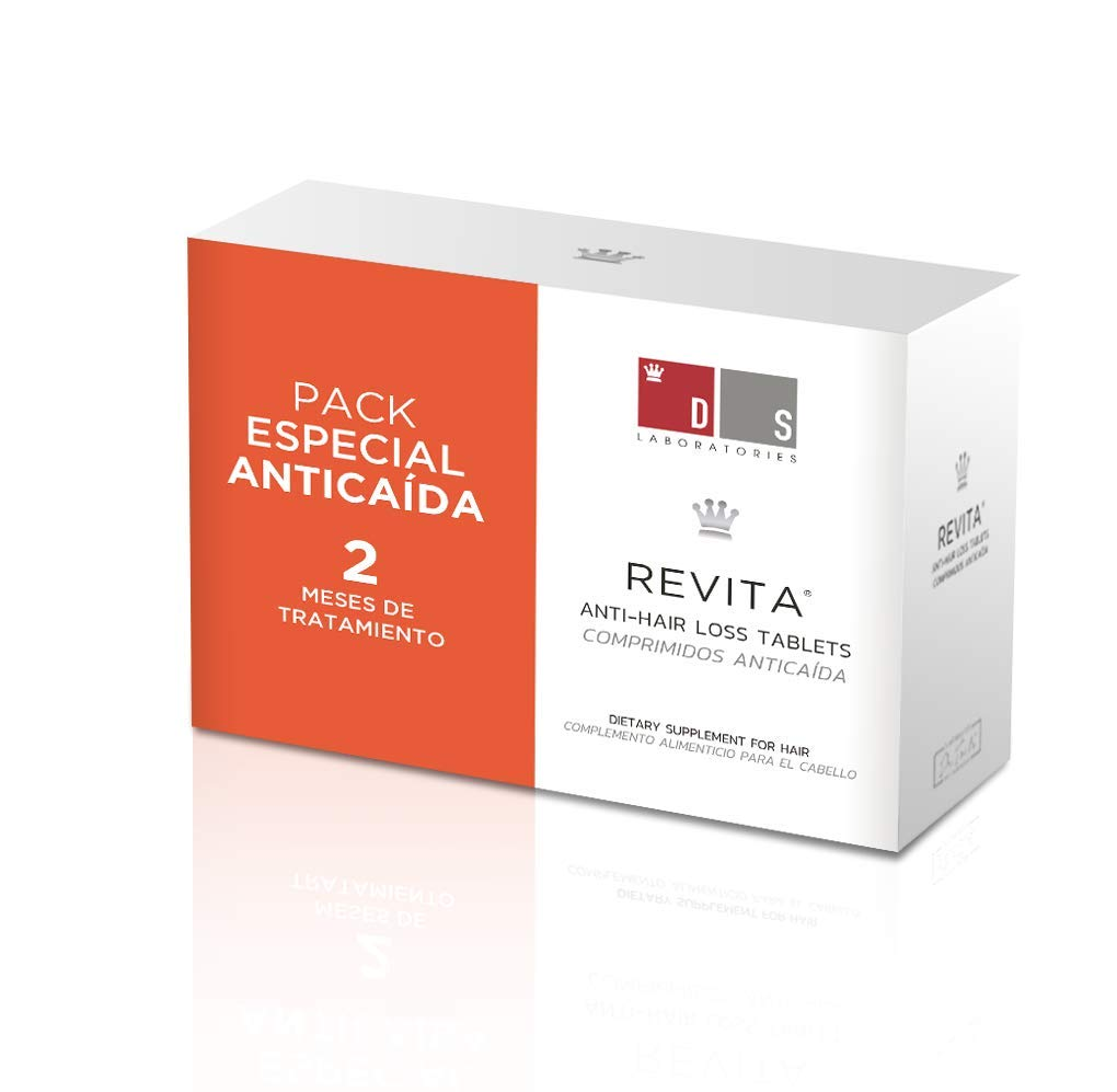 Amazon.com: Revita Tablets for Hair Revitalization (Hair Thinning Supplement) 2 Month Supply: Health & Personal Care