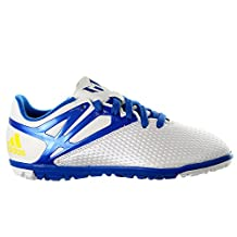 Adidas MESSI 15.3 Youth Turf Cleats [Football White] (3)