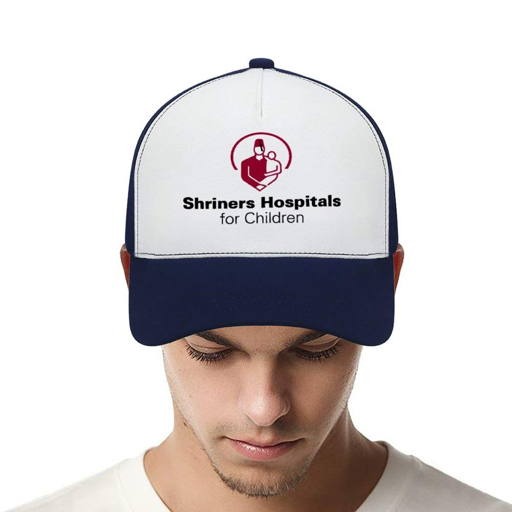 Cool Logo of ShrinersTop Level Baseball Caps Men Women Classic Adjustable Plain Hats Dad Hats