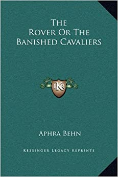 Book The Rover or the Banished Cavaliers