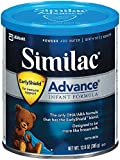 Similac Advance Baby Formula - Powder - 12.4 Oz