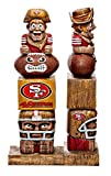Evergreen Tiki Totem Statue NFL San Francisco 49ers Football Team