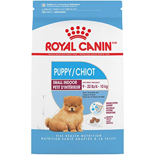 Royal Canin Indoor Small Puppy Dry Food