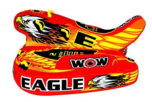 [해외] WOW SPORTS EAGLE 1-3 PERSON TOWABLE SEAT-17-1040