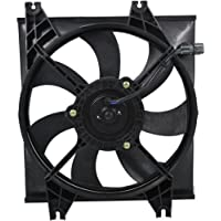 MAPM Premium ACCENT 00-06 A/C FAN SHROUD ASSEMBLY