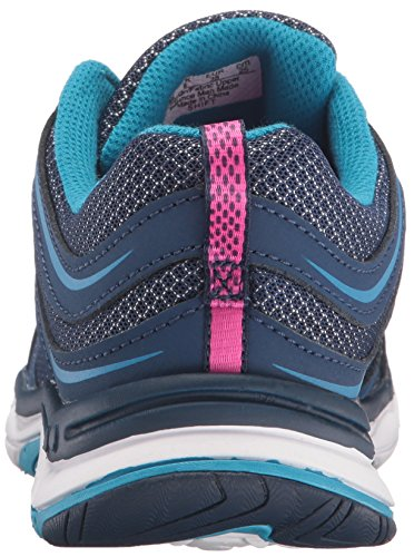... Ryka Womens Shift Walking Shoe Marineblau/Blaugrün ...