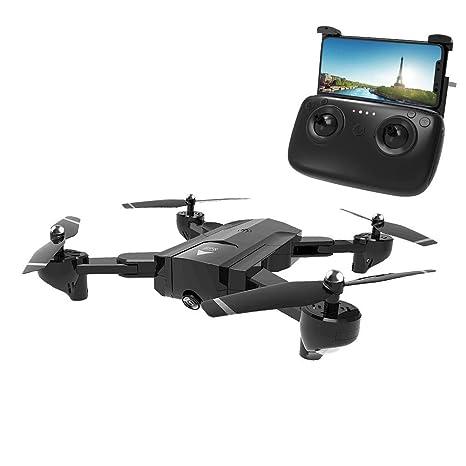 M3M RC Mini Drone con Seguimiento Automático Quadcopter con Cámara ...
