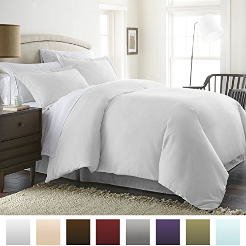 Beckham Hotel Collection Luxury Soft Brushed 1800 Series Microfiber Duvet