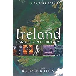 A Brief History of Ireland (Brief History (Running Press))