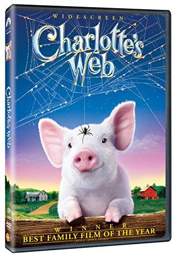 Charlotte's Web DVD (2006)