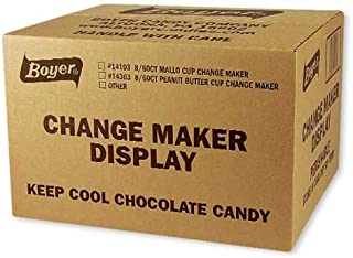 product image for Boyer Peanut Butter Cup, 0.5 Ounce Changemaker -- 480 per case.