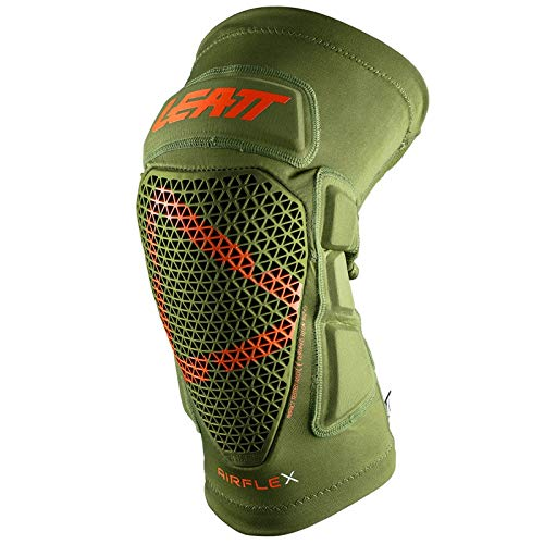 Leatt Brace Airflex Pro Knee Guard Forest, L