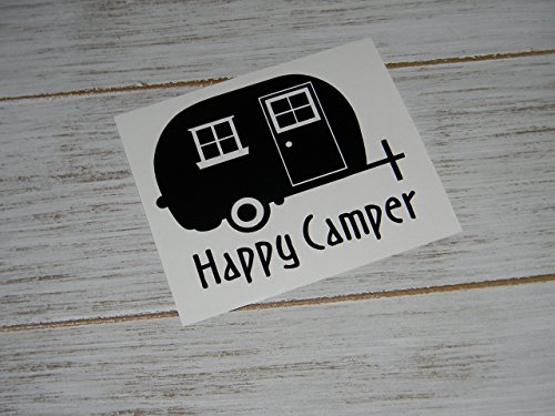Compare Price To Happy Camper Sticker