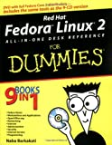img - for Red Hat Fedora Linux 2 All-in-One Desk Reference For Dummies book / textbook / text book