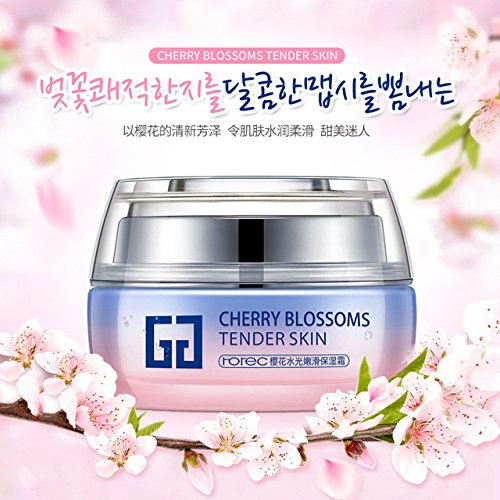 160c69662a Cherry Blossoms Brighten Skin Whitening Serum for Face Bioaqua Anti ...