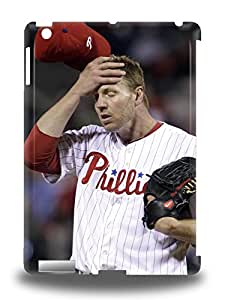 New Shockproof Protection Case Cover For Ipad Air MLB Philadelphia Phillies Roy Halladay #34 Case Cover ( Custom Picture iPhone 6, iPhone 6 PLUS, iPhone 5, iPhone 5S, iPhone 5C, iPhone 4, iPhone 4S,Galaxy S6,Galaxy S5,Galaxy S4,Galaxy S3,Note 3,iPad Mini-Mini 2,iPad Air )