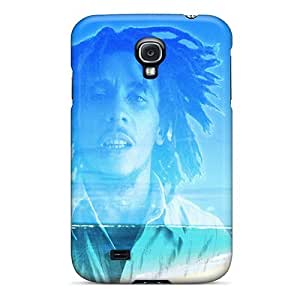 Defender Case With Nice Appearance (bob Marley) For Galaxy S4