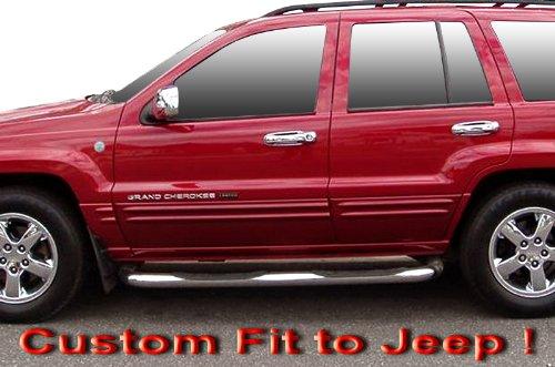 TYGER Custom Fit 1999-2004 Jeep Grand Cherokee 4Dr - Jeep Cherokee Armor