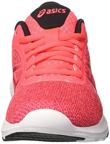 Black White Rosa Donna Scarpe Running Asics Pink Nitrofuze Diva w7vB1BxZq