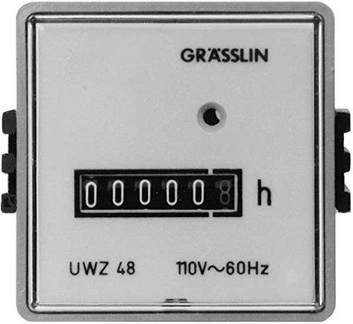 Honeywell, Inc. MZ110B1001 MZ110; MZ410 Elapsed Time Meters
