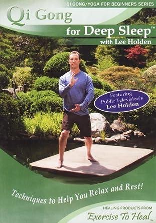 Amazon.com: Qi Gong for Deep Sleep (Qi Gong/Yoga for ...