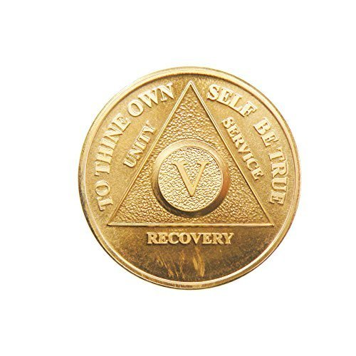 Gold Plated Game Coin - 7