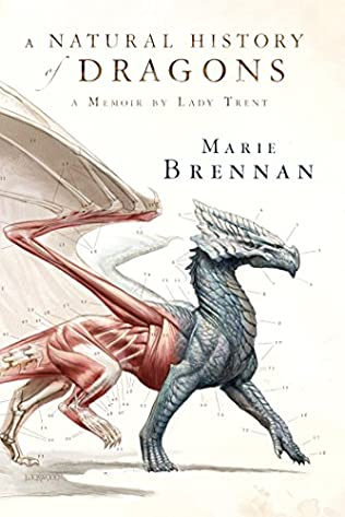 book cover of A Natural History of Dragons