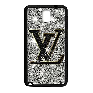 SVF Shiny famous logo LV Phone case for Samsung galaxy note3