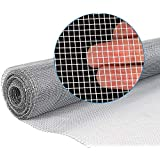 Amagabeli 36in x 50ft 1/8 inch Hardware Cloth 27 Gauge Galvanized Steel Wire Rolled Woven Hardware Cloth for Keep Bees Wasps