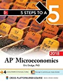 img - for 5 Steps to a 5: AP Microeconomics, 2018 Edition (5 Steps to a 5 Ap Microeconomics and Macroeconomics) book / textbook / text book