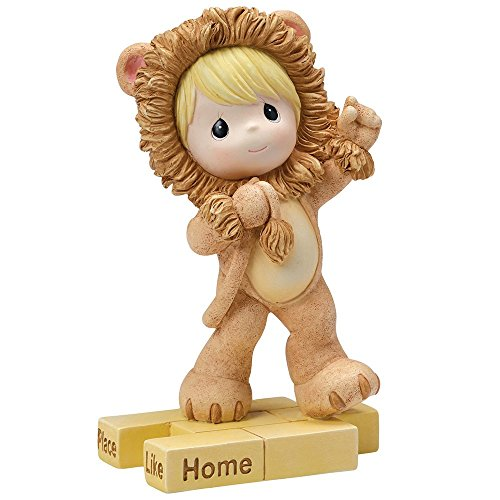 Precious Moments, The Wonderful World of Oz Lion, Resin Figurine, 154460