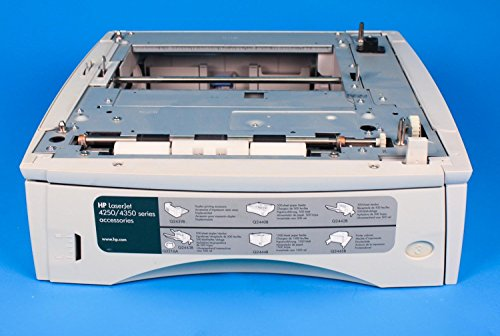 HP R73-6008 LaserJet 4250 4350 4200 4300 Extra 500-Sheet Feeder Paper Tray (Certified Refurbished) by HP (Image #1)