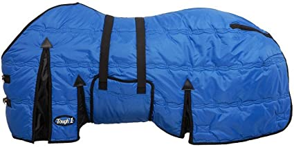 Tough-1 600 Denier Stable Blanket w//Belly Warmer