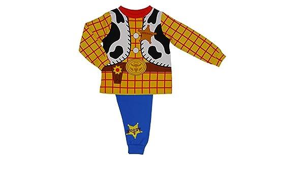 Disney Toy Story Woody novedad Pijamas - Edad de 18 meses ...