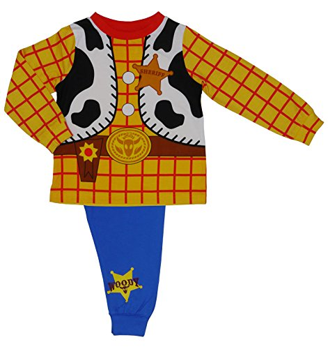 Disney Toy Story Woody Novelty Pyjamas - Ages 18 Months to - 2-3 Years / 98 cms -