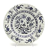 Blue Nordic by Meakin, J & G, China Dinner Plate