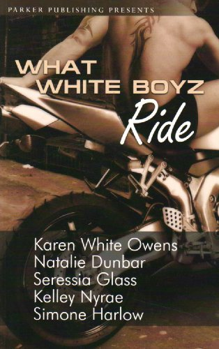 book cover of What White Boyz Ride