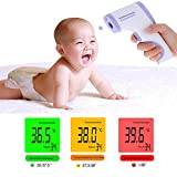 AllGreen Non-contact Infrared Thermometer Medical Design Accurate Temperatur Electronic Thermometer Digital Pyrometer For Infants & Young Children
