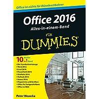 Office 2016 für Dummies Alles-in-einem-Band